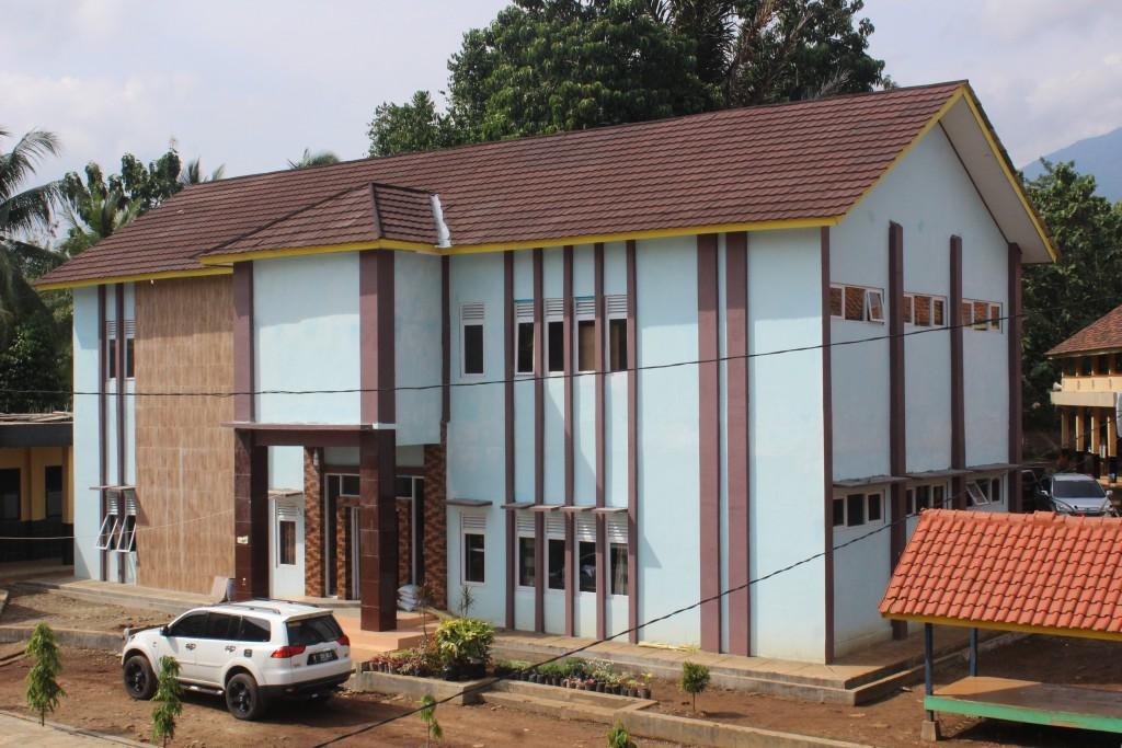 Gedung SMK Bismillah, Sekolah Terbaik Banten